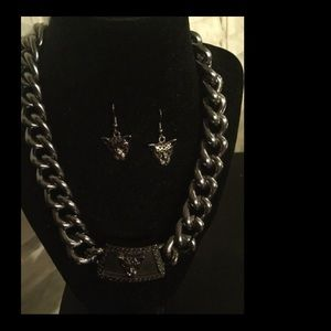 Jewelry - Jaguar Jewelry Set